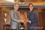 Amitabh Bachchan receives John Walker & Sons Game changer of the Century Honour Pic 3