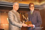 Amitabh Bachchan receives John Walker & Sons Game changer of the Century Honour Pic 2