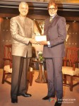 Amitabh Bachchan receives John Walker & Sons Game changer of the Century Honour Pic 1