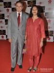 Anang Desai walk the Red Carpet of Big Star Awards