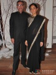 Anil and Sabina Chopra at Ensemble on the 25th anniversary of India's first multi designer store in Mumbai