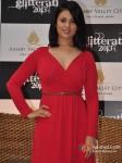 Anjana Sukhani at Aamby Valley Glitterati 2013 Press Meet Pic 4