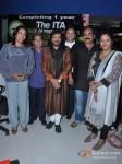 Anu Ranjan, Javed Khan, Roop Kumar Rathod And Ashwni Dhir At ITA Convocation Ceremony