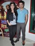 Anushka Sharma And Imran Khan at Matru Ki Bijlee ka Mandola Movie music launch At Radio Mirchi 98.3 FM