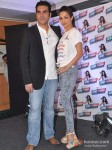 Malaika Arora Khan And Arbaaz Khan at Gillete's Shave or Crave Press Meet Pic 2