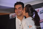 Malaika Arora Khan And Arbaaz Khan at Gillete's Shave or Crave Press Meet Pic 3