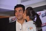 Malaika Arora Khan And Arbaaz Khan at Gillete's Shave or Crave Press Meet Pic 4