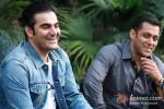 Arbaaz Khan And Salman Khan at Dabangg 2 Press Meet in Delhi Pic 5