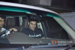 Arbaaz Khan At Salman Khan's Private Birthday Dinner