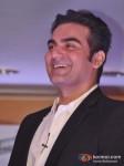 Arbaaz Khan at Gillete's Shave or Crave Press Meet