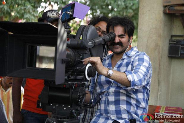 Arbaaz Khan Directing Dabangg 2