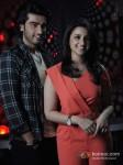 Arjun Kapoor And Parineeti Chopra at Aamby Valley Glitterati 2013 Press Meet pic 1