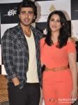 Arjun Kapoor And Parineeti Chopra at Aamby Valley Glitterati 2013 Press Meet pic 3