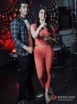 Arjun Kapoor And Parineeti Chopra at Aamby Valley Glitterati 2013 Press Meet pic 2