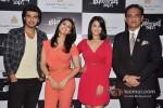 Arjun Kapoor, Parineeti Chopra And Anjana Sukhani at Aamby Valley Glitterati 2013 Press Meet