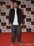 Arjun Kapoor walk the Red Carpet of Big Star Awards