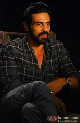Arjun Rampal At Chakravyuh Movie Music Interview