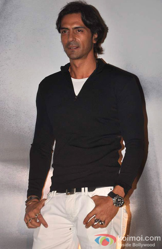 Arjun Rampal At His Perfume Launch Event