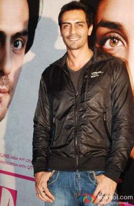 Arjun Rampal At We Are Family Movie Special Screening