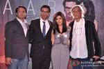 Arjun Rampal, Chitrangada Singh And Sudhir Mishra Launch 'Inkaar' Calendar