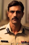 Arjun Rampal in no mood to smile in Chakravyuh Movie