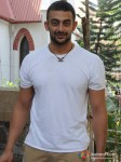 Arunoday Singh at Red Bull race