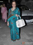 Asha Parekh at Dabangg 2 Special Screening