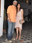 Atul Agnihotri And Alvira Agnihotri At Imran Khan's House Warming Bash
