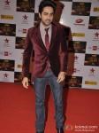 Ayushmann Khurrana walk the Red Carpet of Big Star Awards
