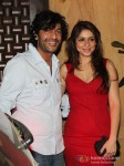 Bollywood actor Chunky Pandey at Sunny and Anu Dewan's Christmas Party in Mumbai