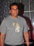 Bollywood actor Mukesh Rishi at film Rajdhani Express first look launch at Cinemax in Mumbai