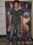 Bollywood actor Rajeev Khandelwal promote film Table No. 21at Mithibai College Festival in Juhu Mumbai Pic 2