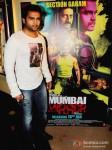 Bollywood actor Sachin Joshi at the first look of film Mumbai Mirror in PVR Cinemas Juhu, Mumbai Pic 2