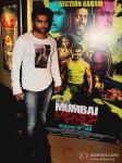 Bollywood actor Sachin Joshi at the first look of film Mumbai Mirror in PVR Cinemas Juhu, Mumbai Pic 1