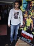 Bollywood actor Sachin Joshi at the first look of film Mumbai Mirror in PVR Cinemas Juhu, Mumbai Pic 3