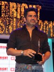 Bollywood actor Sunil Shetty at the 1st Bright Awards Night 2012 at Hotel Peninsula Grand in Saki Naka, Mumbai Pic 2