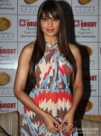 Bollywood actress Bipasha Basu at the 1st Bright Awards Night 2012 at Hotel Peninsula Grand in Saki Naka, Mumbai Pic 2