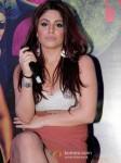 Bollywood actress Gihana Khan at the first look of film Mumbai Mirror in PVR Cinemas Juhu, Mumbai Pic 3
