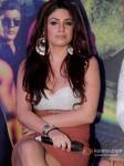 Bollywood actress Gihana Khan at the first look of film Mumbai Mirror in PVR Cinemas Juhu, Mumbai Pic 2