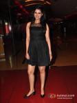 Bollywood actress Sayali Bhagat at film Rajdhani Express first look launch at Cinemax in Mumbai Pic 3