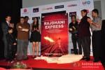 Bollywood actress Sayali Bhagat at film Rajdhani Express first look launch at Cinemax in Mumbai Pic 6
