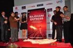 Bollywood actress Sayali Bhagat at film Rajdhani Express first look launch at Cinemax in Mumbai Pic 5