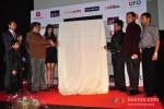 Bollywood actress Sayali Bhagat at film Rajdhani Express first look launch at Cinemax in Mumbai Pic 4