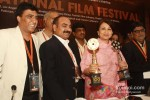 Bollywood actress Sharmila Tagore at a press conference for 1st Delhi International Film Festival in New Delhi Pic 6