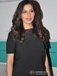 Bollywood actress Sophie Choudhary at Yo Yo Honey Singh`s album SATAN Launch at JVPD Grounds in Juhu, Mumbai Pic 1