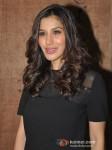 Bollywood actress Sophie Choudhary at Yo Yo Honey Singh`s album SATAN Launch at JVPD Grounds in Juhu, Mumbai Pic 2