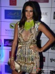 Bollywood actress Sunny Leone at the 1st Bright Awards Night 2012 at Hotel Peninsula Grand in Saki Naka, Mumbai