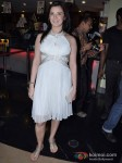 Bollywood actress Urvashi Sharma at the first look of film Mumbai Mirror in PVR Cinemas Juhu, Mumbai Pic 3