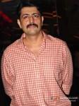 Bollywood actror Priyanshu Chatterjee at film Rajdhani Express first look launch at Cinemax in Mumbai