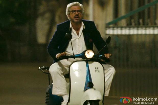 Boman Irani in a still from Ferrari Ki Sawaari Movie